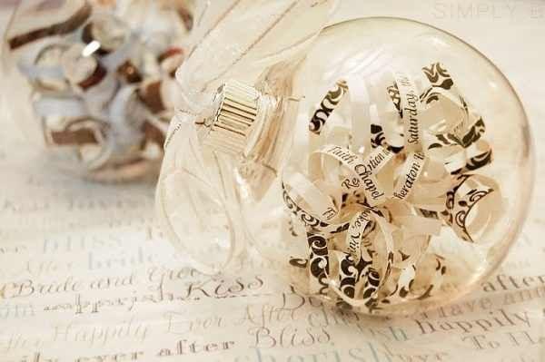 ornament favor