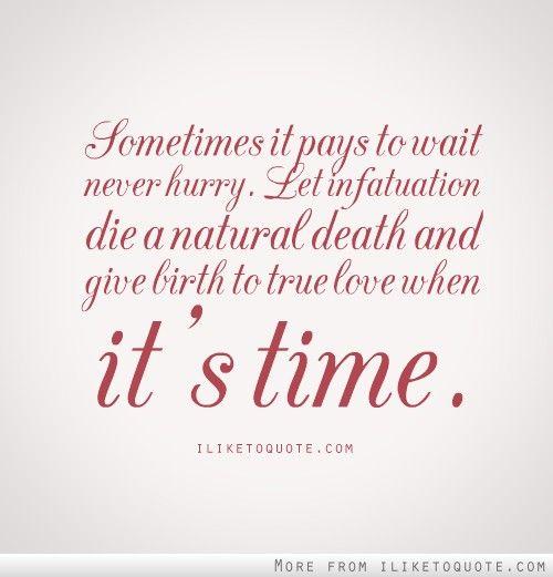Infatuated Quotes. QuotesGram