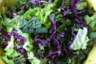 winter greens slaw | Should I eat this? Maybe I want to eat this. | P ...