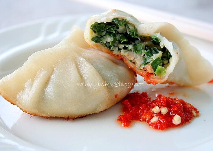 Pot Stickers / Guotie - Wrapped # 1 | Ricette orientali | Pinterest