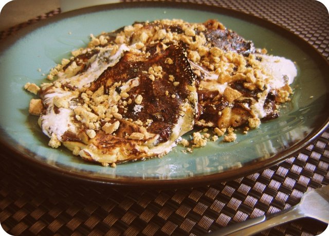 Nutella Pancakes   Breakfast & Brunch   Pinterest