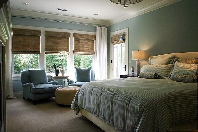 benjamin moore woodlawn blue paint colors brand pinterest. Black Bedroom Furniture Sets. Home Design Ideas