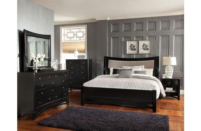 Memphis King Bedroom Set