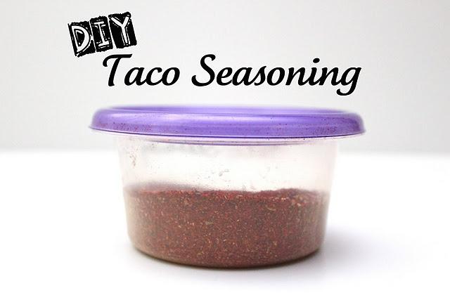 taco seasoning | Recipes | Pinterest