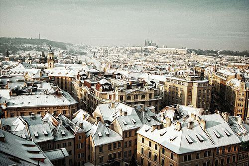 Prague by Erik Witsoe