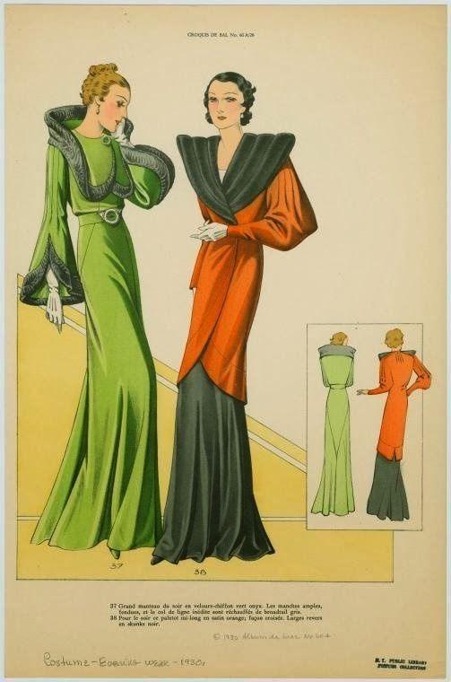 Elegant 30s Art Deco Downton Abbey Sumptuous Parisienne Black Velvet
