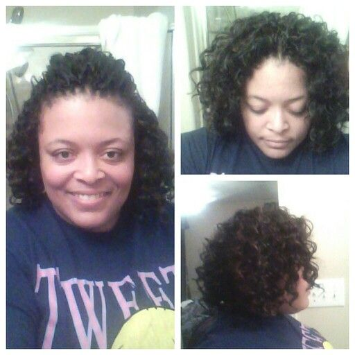Crochet Hair Houston : Crochet Braids w/ Freetress Gogo Curl hair. If you are in the Houston ...