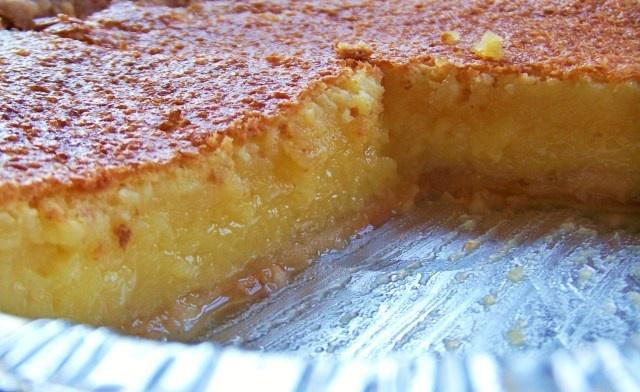 Lemon Chess Pie Recipe — Dishmaps