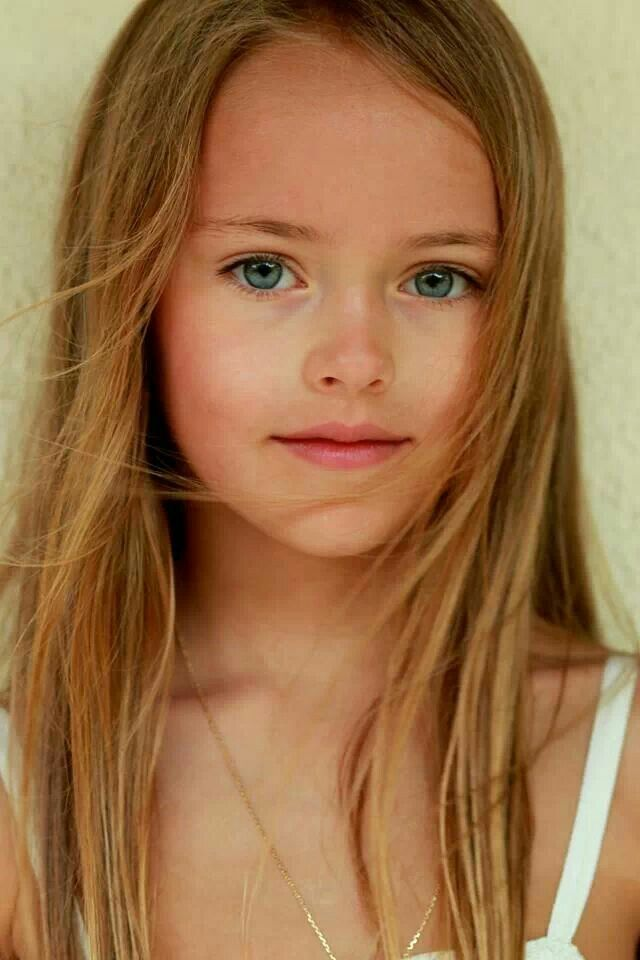 kristina pimenova young child model from moscow russia Car Tuning