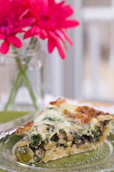 Bacon cheese quiche (crock pot) | Recipes | Pinterest