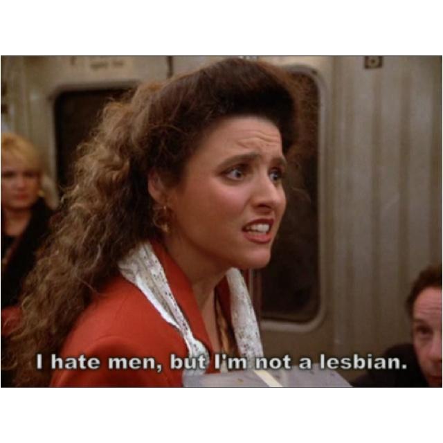 Elaine - Seinfeld | Seinfeld | Pinterest