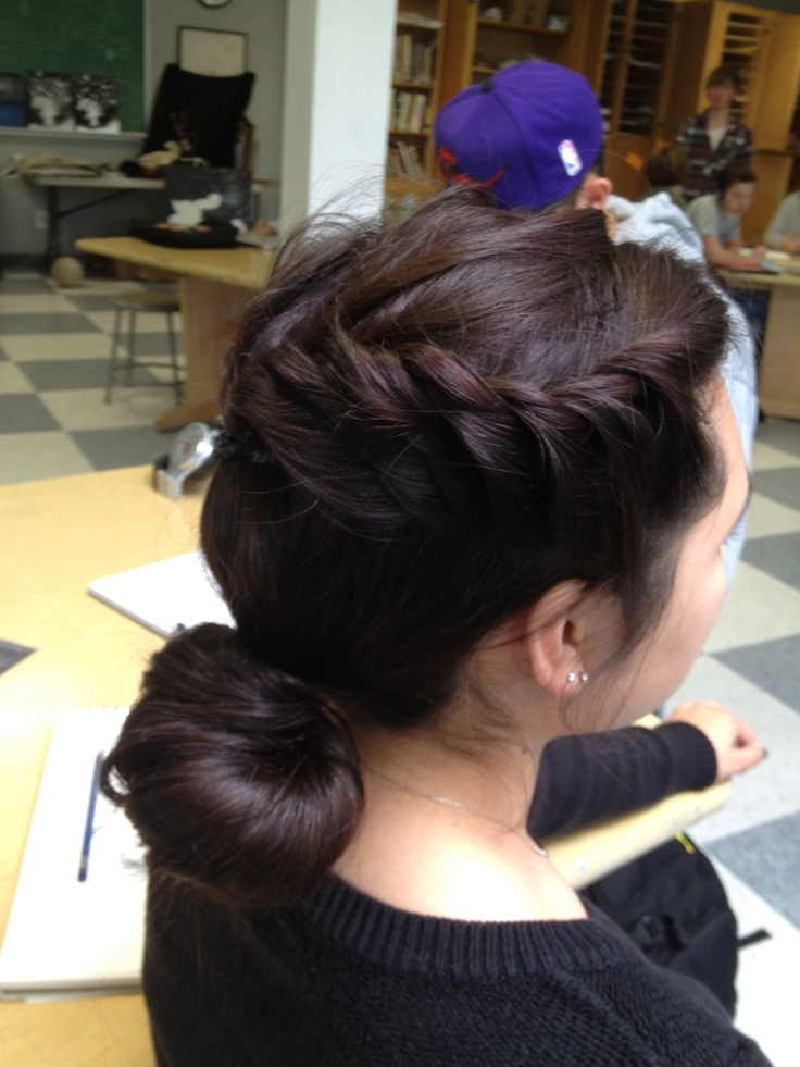 Prom updo. | Hairstyles | Pinterest