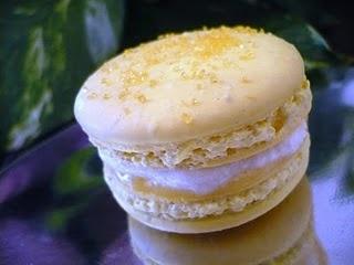 Lemon Macarons | I love lemons! | Pinterest