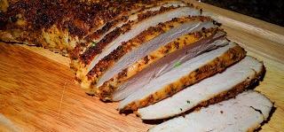 ... Southern Style Kitchen: Roasted Mesquite Rubbed Pork Tenderloin 2 Ways
