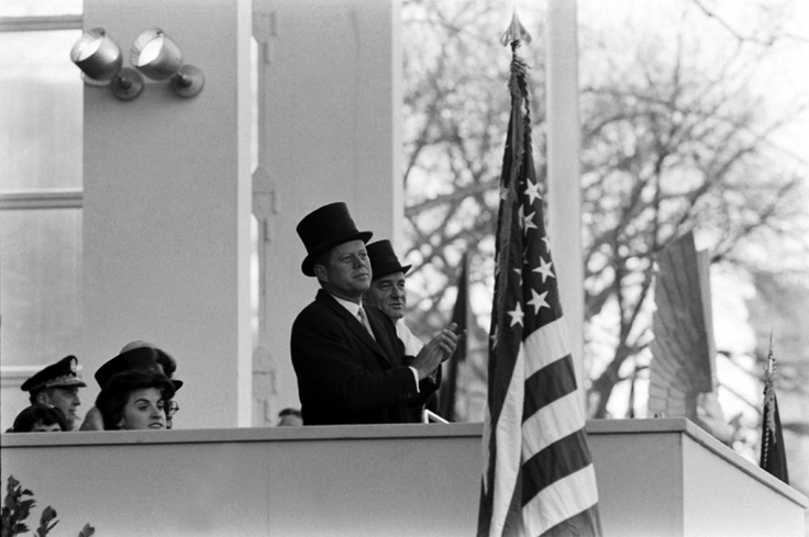 john f kennedys inaugural address The following is a transcript of jeremy thompson's january 20, 2014 reading of john f kennedy's inaugural address, as part of amalia pica's now, speak installation jeremy thompson is a manager at haley house.