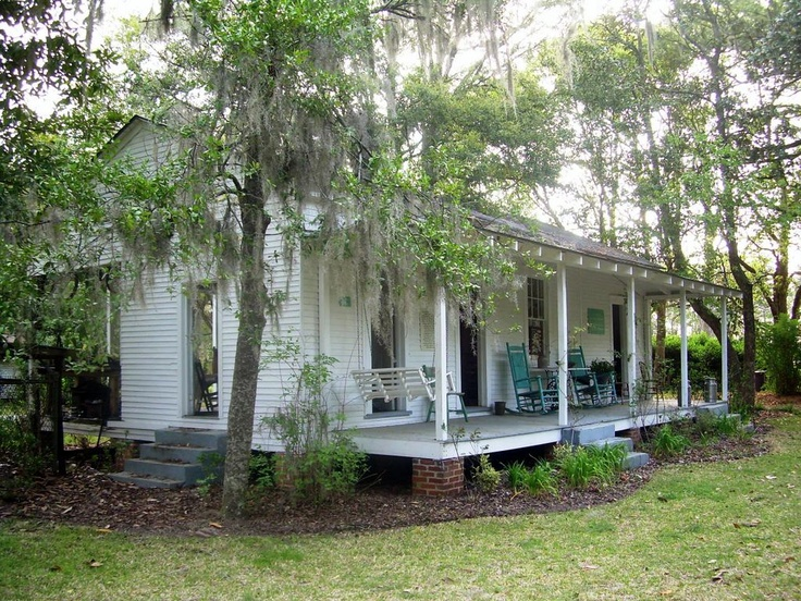 Low Country Cottage In South Carolina House Stuff