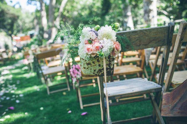 Garden Wedding Ceremony Ideas