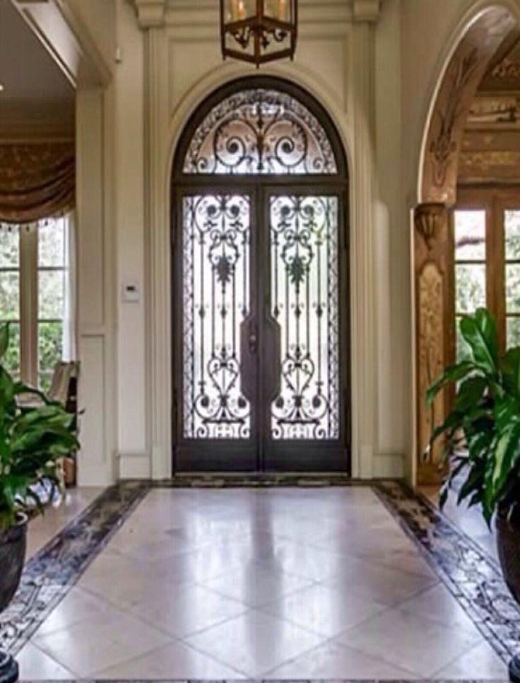 Grand Foyer In English : Luxury foyers entrances entryways pinterest