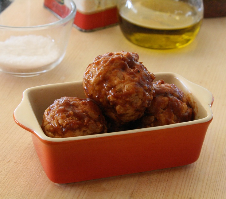 BBQ Meatballs | Biggest Loser/Devin Alexander Recipes | Pinterest