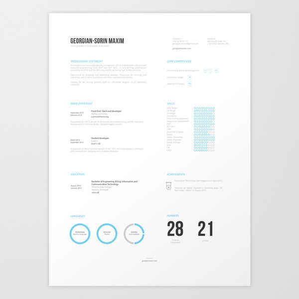 free r sum templates that will get you noticed