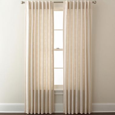 saturn back tab curtain panel jcpenney window
