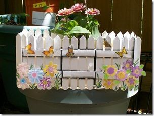 Cheap ways to decorate your yard home garden pinterest Cheap easy ways to decorate your home
