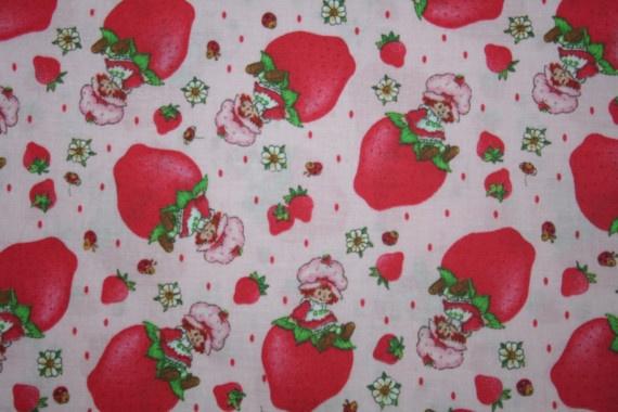 classic strawberry Shortcake pillow case | Everything - Strawberry ...