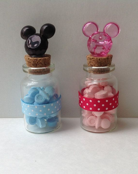 minnie and mickey mouse baby shower favors by marshmallowfavors 25