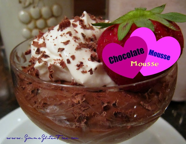 Absolutely the best chocolate mousse I've ever had and made. AND it's...