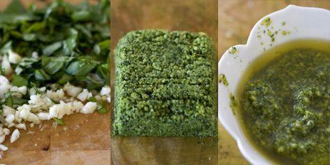How to Make Pesto like an Italian Grandmother | Recipe