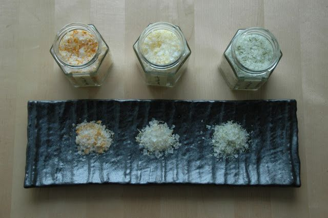 Citrus Salt | Yum | Pinterest