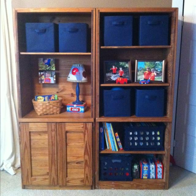 Organizing Boys 39 Room C J Pinterest
