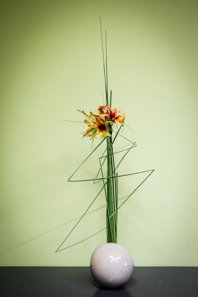 *** Design - Tinne van Tendeloo  * Accent on straight lines