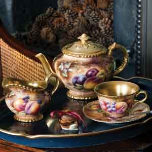 Royal Worcester China - Collector Information | Collectors