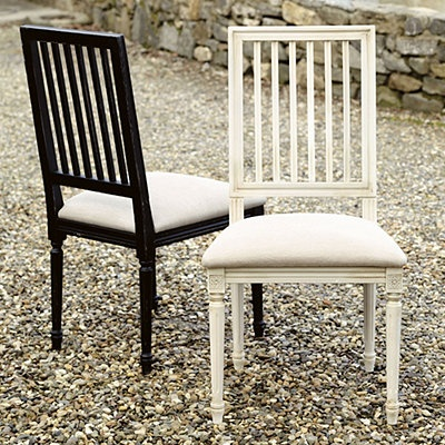 sorrento upholstered side chairs