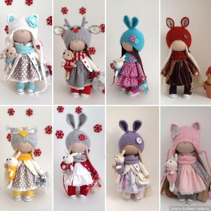 Куклы на руку своими руками из ткани выкройки 981