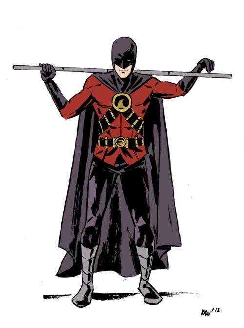 Red Robin - Mic...