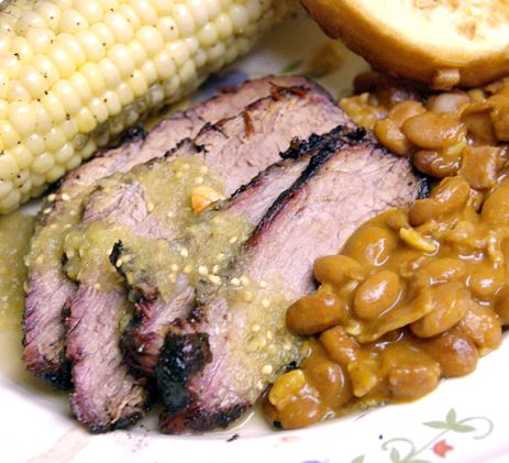 Santa Maria style Tri Tip | Cooking Queen Savory | Pinterest