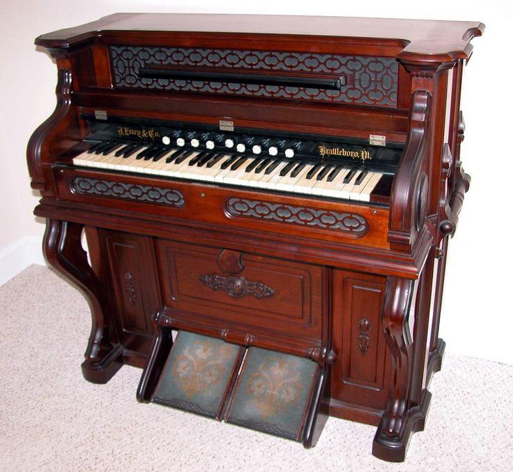 Estey Reed Organ | Reeds - Photo Gallery | Pinterest