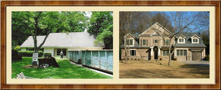 Pin by jessica hopkins on for the home pinterest for Second floor addition before and after