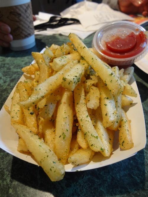 garlic fries | Foooooooood. Yum. | Pinterest