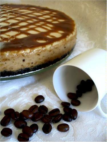 Susannah's Kitchen: Recipe | Caramel Macchiato Cheesecake | Recipe ...