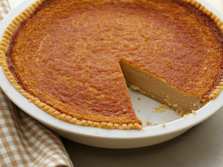 Deep Dish Cheese Pie from CookingChannelTV.com