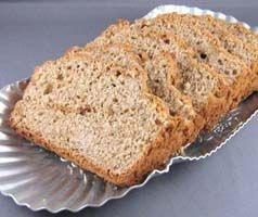 Low Fat Irish Brown Bread Recipe   Dash diet   Pinterest