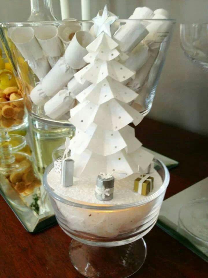 Arbol de navidad sencillo felicitaciones pinterest - Arbol de navidad sencillo ...