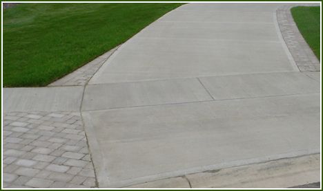 How to widen driveway