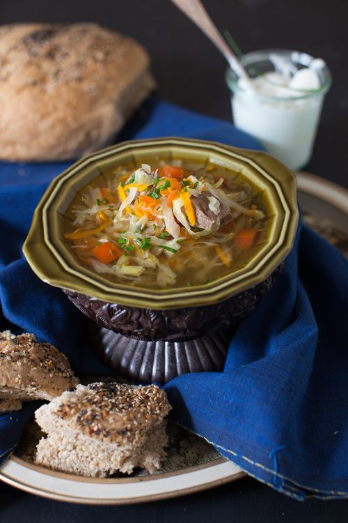 RUSSIA] Russian Cabbage Soup - Shchi at Cooking Melangery @Cooking ...