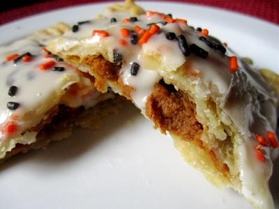 Pumpkin Pie Pop-Tarts with Maple Glaze | Little something sweet | Pin ...