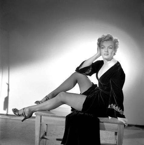 Marilyn Monroe Earl Theisen