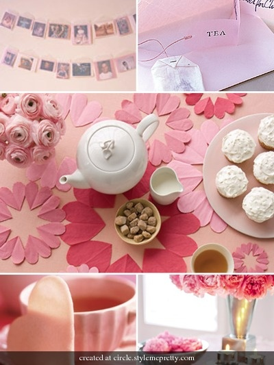 tea party baby shower ideas party ideas and decorations pinterest